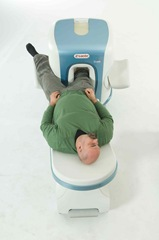 Magnet Patient Knee Scan 2